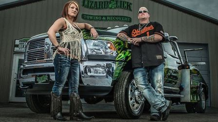 Truckfest East will be at the Norolk Showground on 20 and 21 August. Pictured: Amy & Ronnie. Picture
