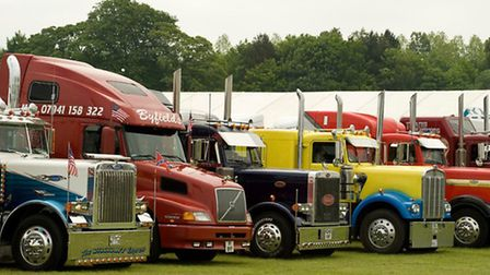 Truckfest East will be at the Norolk Showground on 20 and 21 August. Pictured: Picture: David Van Am