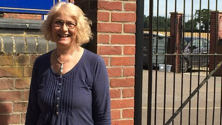 Miriam Elston is retiring as head of the primary schools for Hempnall and Shelton with Hardwick scho