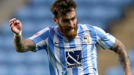 Romain Vincelot has left Coventry for Bradford. Picture: David Davies/PA Wire