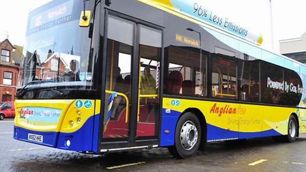 There is a five-week diversion for the Anglia Bus 60H service.