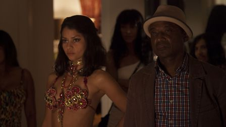 Norwich Radical Film Festival. Pictured is a scene from Brasil Meu Amor. Image: submiited.