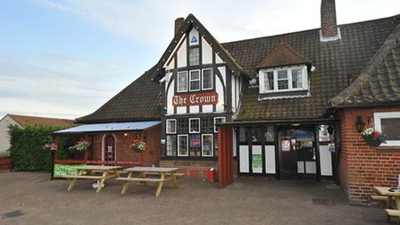 The Crown in Costessey.