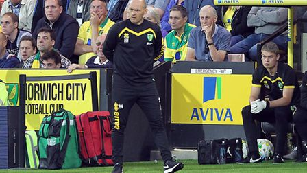 Norwich manager Alex Neil defends a proud record at Ipswich Town. Picture by Paul Chesterton/Focus I