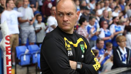 Norwich manager Alex Neil was left to rue sloppy defending that gifted Ipswich a point in the 1-1 Ch
