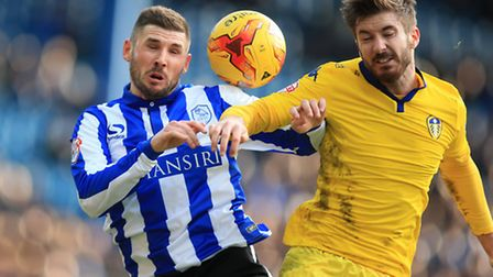 Sheffield Wednesday's Gary Hooper makes his first competitive return to Norwich City on Saturday. Pi