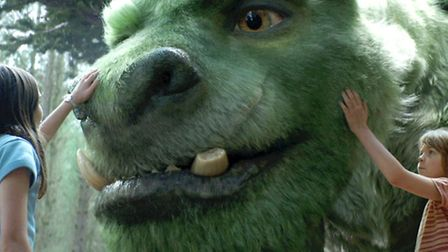 Movie Still from Pete's Dragon. Photo: Submitted