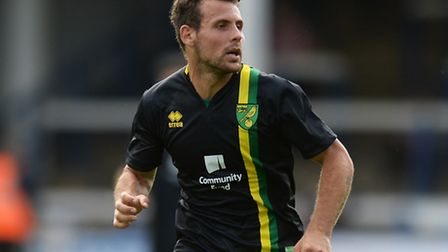 Tony Andreu scored twice in a friendly win over Colchester. Picture by Richard Blaxall/Focus Images