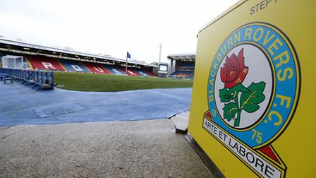 A general view of Ewood Park. Martin Rickett/PA Wire.