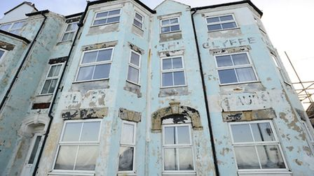 North Norfolk District Council is launching a crackdown on derelict buildings. A list of unsightly p