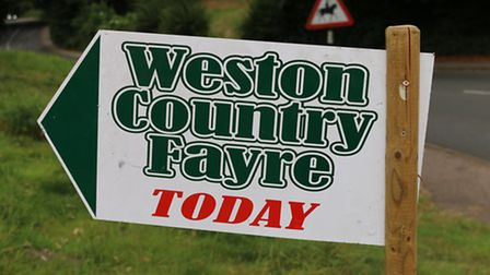 The Weston Country Fayre