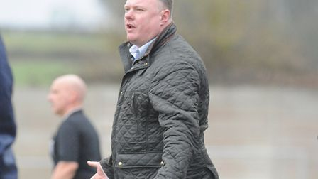 Gary Setchell has left King's Lynn Town. Picture: TIM SMITH
