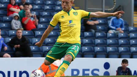 Alex Pritchard was Norwich City's most expensive summer signing. Picture by Paul Chesterton/Focus Im