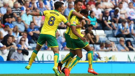 Jacob Murphy agreed a new Norwich City deal earlier this week. Picture by Paul Chesterton/Focus Imag