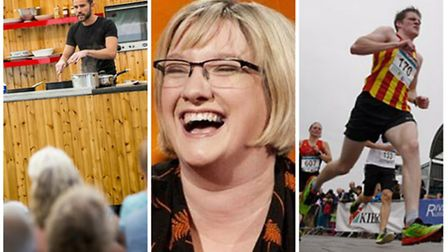 What's on in Norfolk? Sandringham Food and Drink Festival, Sarah Millican will be performing in Yarm