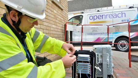 Norwich was found to have an average speed of 19.43MBps over a six month period, in a study by compa
