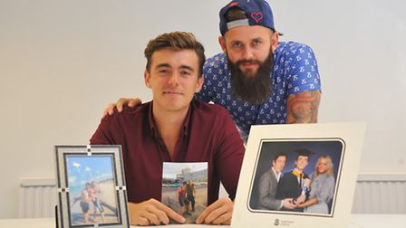 Beau Archer, whose father Lee died while in Cuba last December, is looking to raise £10K to be able