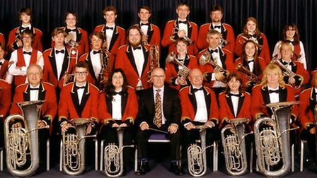 Castleton Brass is competing in the Finals of the National Brass Band Championships at Cheltenham in
