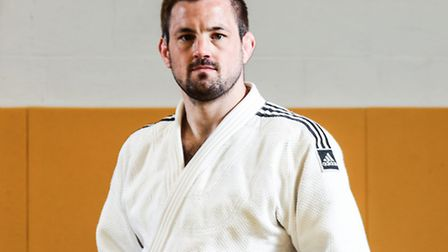 Colin Oates during the team announcement at the British Judo Centre of Excellence, Walsall. Picture: