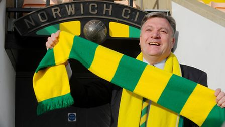 Former Cabinet Minister and lifelong Canaries fan Ed Balls appointed as NCFC Chairman of the Board o