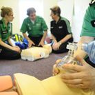 First aid training in memory St John Ambulance volunteers who died within seven hours of each other