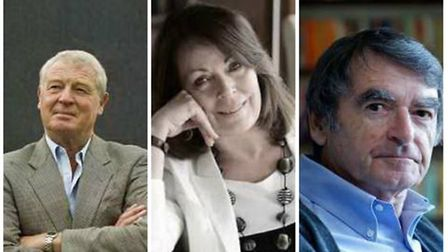 UEA's Autumn Literary Festival kicks off next week and will feature Paddy Ashdown, Rose Tremain and
