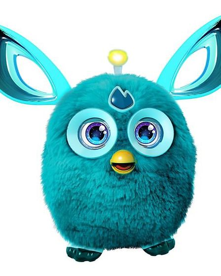 Teal Furby Connect. Photo: Toys R Us