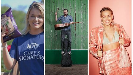 What's on in Norfolk: North Norfolk Food and Drink Festival, Jake Morley and Anne Marie at the Sundo