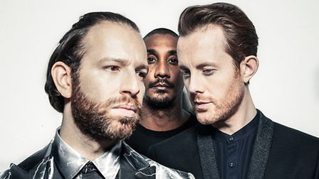 London electronic music duo Chase and Status headline on Saturday Picture: PA