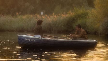 A scene from the film Norfolk, directed by Martin Radich.