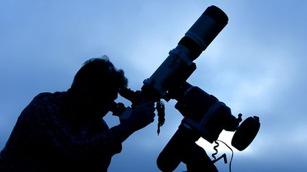 Amateur astronomers are set to gather at Kelling Heath Holiday Park for the annual Star Party. Pictu