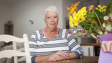 Jane Ringwood from Halesworth is urging people to sign a petition for a Cancer treating drug to be a