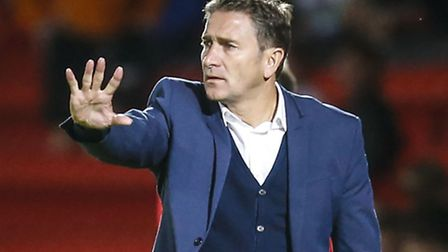 Nottingham Forest manager Philippe Montanier. Picture: Danny Lawson/PA Wire.
