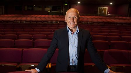 Wayne Sleep will be staring in this year's pantomime Jack and the Beanstalk at the Norwich Theatre R