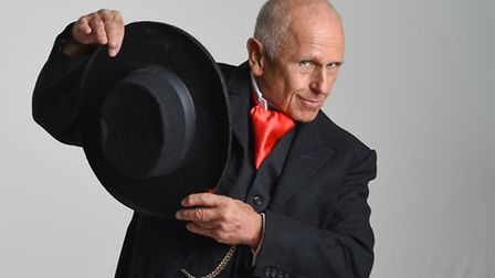 Wayne Sleep will play Phineas P Stinkworthy in the Norwich Theatre Royal pantomime Jack and the Bean