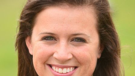Amanda Ulrich is an American journalist working at the EDP. Picture: James Bass