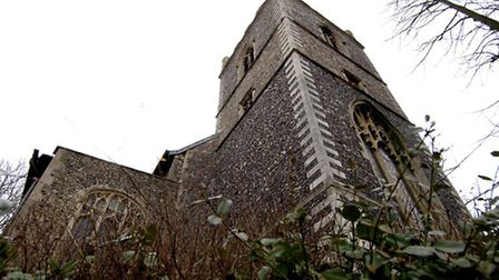 The Churches Trust are trying to keep redundant places of worship alive in the city. St Martin at Pa