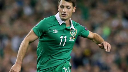 Wes Hoolahan impressed for the Republic of Ireland at Euro 2016. Picture: PA
