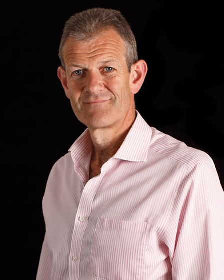 Prof Andrew Fearne, professor of value chain management at the University of East Anglia.
