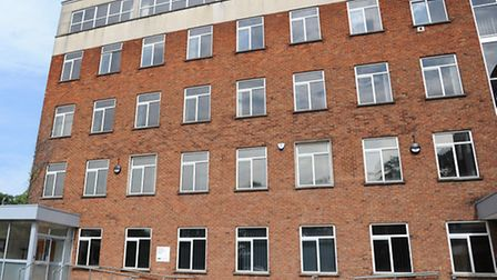 Eastgate House, Thorpe Road, where the Coroner's Court is situated in the ground floor. Picture: Den