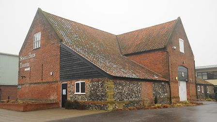 The Sewell Barn Theatre. Picture: Denise Bradley