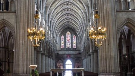 St John's Cathedral by Karen Bailey.