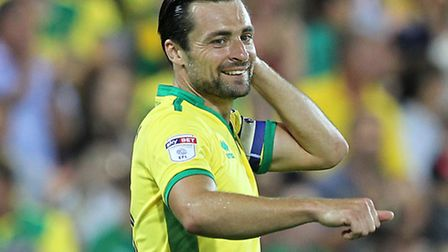 Norwich City captain Russell Martin. Picture by Paul Chesterton/Focus Images Ltd