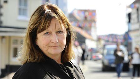 North Norfolk District Council deputy leader Judy Oliver. Picture: MARK BULLIMORE