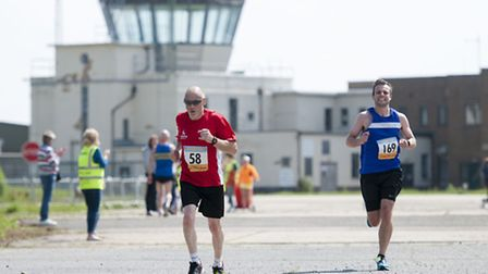 The Mike Groves 10k race earlier this year was the first ever road race to be run at the site of the