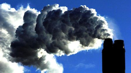 A coal fired plant generating power. Photo: John Giles/PA Wire