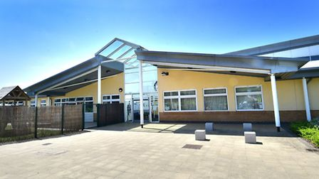 Bluebell Primary School had the highest number of fines given to parents in Norwich last year. Pictu