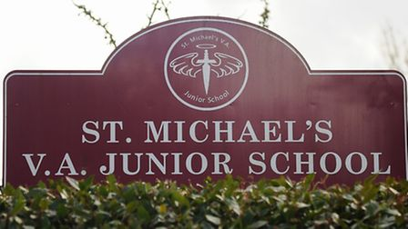 St Michael's Junior School at Bowthorpe where 23 parents were fined in 2015/16. The school's headtea