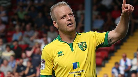 Steven Naismith is likely to be in contention for a start against his former club tomorrow, as Norwi
