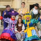 Official launch of this year's pantomime Cinderella at the Alive Corn Exchange in King's Lynn. Pictu